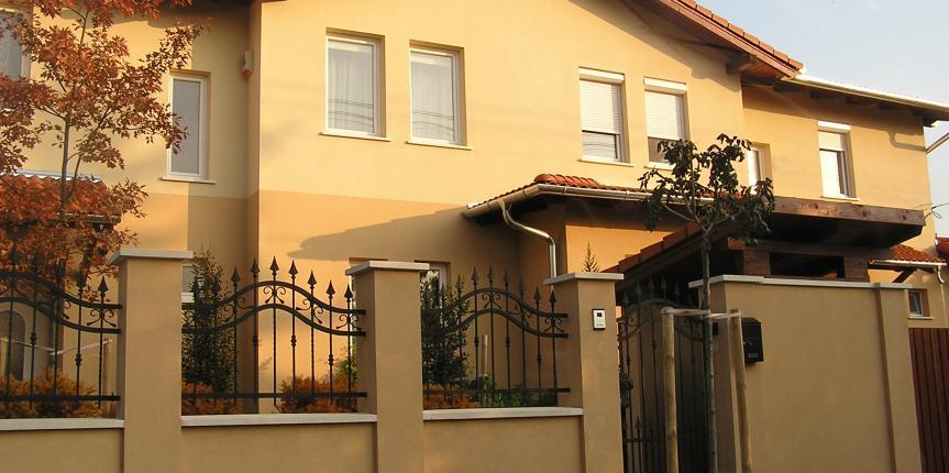 Kétlakásos lakóház, Dunakeszi (2008)