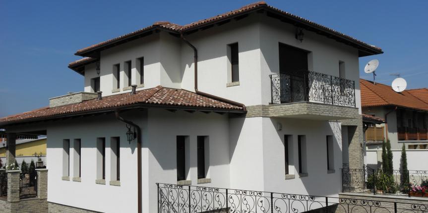 Luxus családi ház, Dunakeszi (2009)